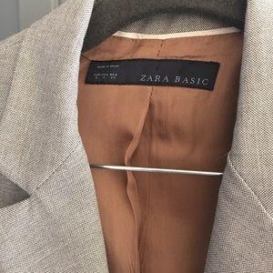 Zara Jackets & Coats - Gray Zara Blazer